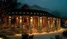 Amanjiwo : Dining Terrace Exterior