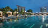 Mandarin Oriental, Singapore : Fitness And Wellness Swimming Pool