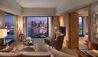 Mandarin Oriental, Singapore : Marina Bay Suite Living Room