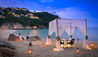 Banyan Tree Samui : Samui Destination Dining - Romantic Beach Dinner
