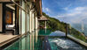 Banyan Tree Samui : Royal Banyan Ocean Pool Villa