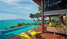 Six Senses Samui : Pool Deck At The Retreat
