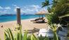 Paradise Beach Nevis : Beach