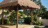 Paradise Beach Nevis : Cabana