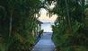 Paradise Beach Nevis : Walkway To Beach