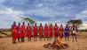 Mahali Mzuri : Maasai Tribe