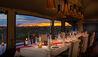 Mahali Mzuri : Evening Dining