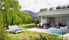 Mont Rochelle : Cap Classique Suite with Pool