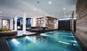 The Lodge At Verbier : The Lodge - Indoor Pool