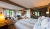 The Lodge At Verbier : Large Bedroom