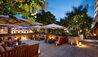 Park Hyatt Saigon : Square One Restaurant Terrace