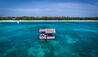 Amanpulo : Floating Bar