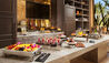 The Canyon Suites at The Phoenician : Canyon Lounge Breakfast