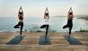 Nihi Sumba : Yoga Pavilion - Tree Pose