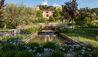 Castell Son Claret : Hotel Exterior Behind Garden