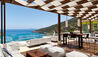Daios Cove Luxury Resort & Villas : Crystal Box Outdoor Bar