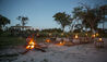 Abu Camp : Star-Lit Evenings by the Fire