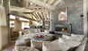 Hotel Le K2 Palace : Haute Couture Suite-Chalet