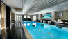 Hotel Le K2 Palace : Suite-Chalet Indoor Pool