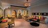 Jumeirah Mina A' Salam : Ocean Suite Lounge and Dining Area