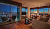 The Setai, Miami Beach : City View Suite Living Area