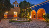 Hacienda San Jose, a Luxury Collection Hotel : Courtyard Exterior