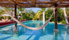 Hacienda San Jose, a Luxury Collection Hotel : Main Outdoor Pool With Hammock