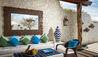 Villa Outdoor Lounge Area