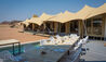 Hoanib Skeleton Coast : Open-Air Lunch on the Pool Deck
