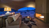 Hoanib Skeleton Coast : Lounge Area in Main Tent with Firepit