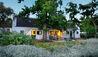 Babylonstoren : Cottage Exterior at Dusk