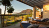 Delaire Graff Lodges & Spa : Luxury Vineyard Suite Deck And Pool