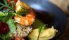Dulini Leadwood Lodge : Cuisine