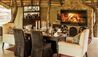 Dulini Lodge : Indoor Dining