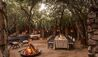 Dulini Lodge : Outdoor Dining - Boma