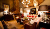 Dulini Lodge : Main Lounge Beside Fireplace