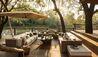 Dulini Lodge : Main Deck Area
