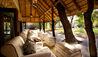 Dulini Lodge : Main Lodge Patio