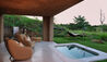 Earth Lodge, Sabi Sabi : Suite With Private Pool And Garden