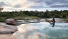 Londolozi Private Game Reserve : Private Granite Suites