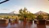 Mateya Safari Lodge : Lounge Deck With View Of The Bush