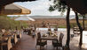 Madikwe Hills Private Game Lodge : Dining Deck