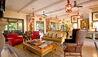 Royal Malewane : Lounge in Africa House