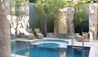Saxon Hotel, Villas & Spa : Spa Hydro Pool