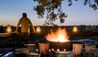 Singita Boulders Lodge : Firepit