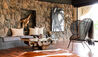 Singita Boulders Lodge : Suite Lounge