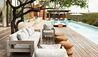 Lebombo Lodge - Pool Deck Area