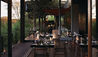 Sweni Lodge - Outdoor Dining