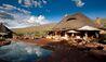 Tswalu Kalahari : Motse Deck and Outdoor Pool