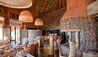 Tswalu Kalahari : The Motse Bar and Lounge